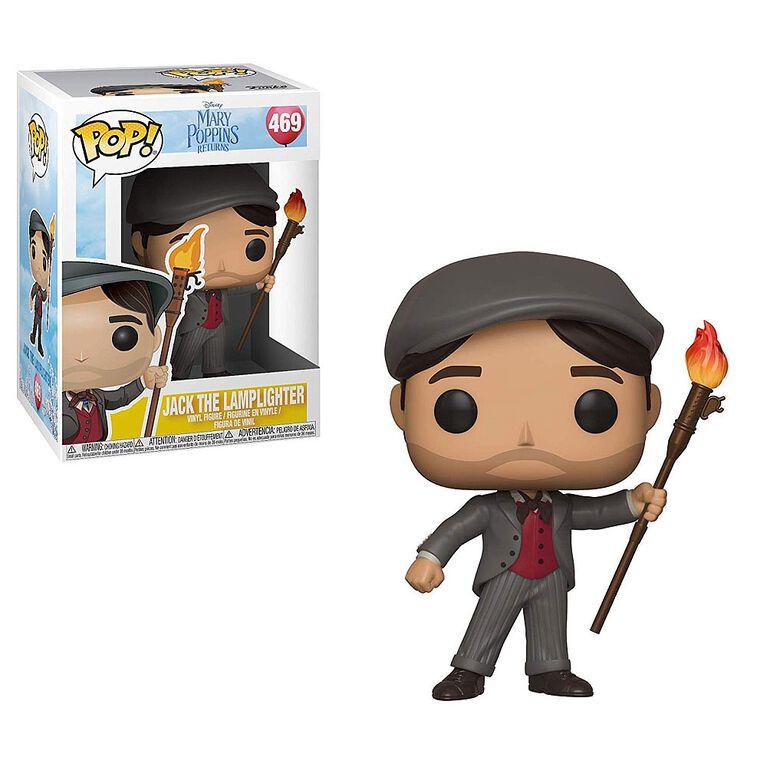 Funko POP! Disney: Mary Poppins - Jack The Lamplighter Vinyl Figure