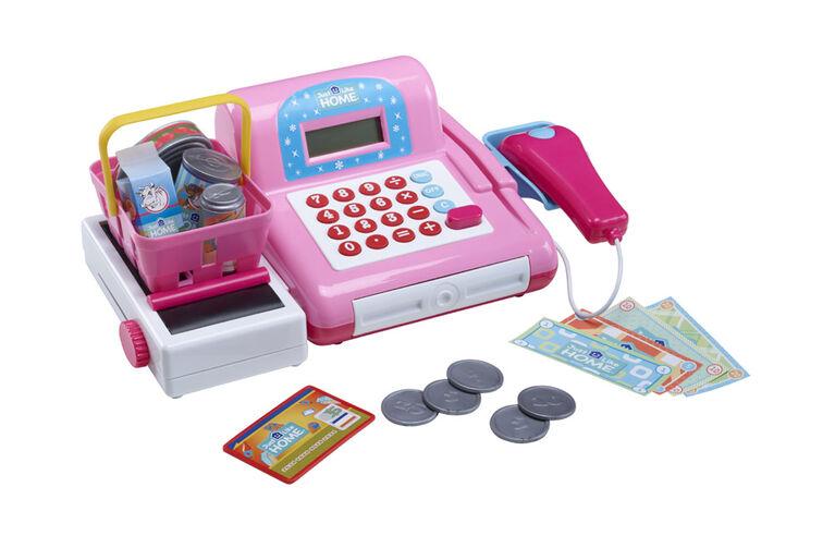 Just Like Home - Cash Register - Pink