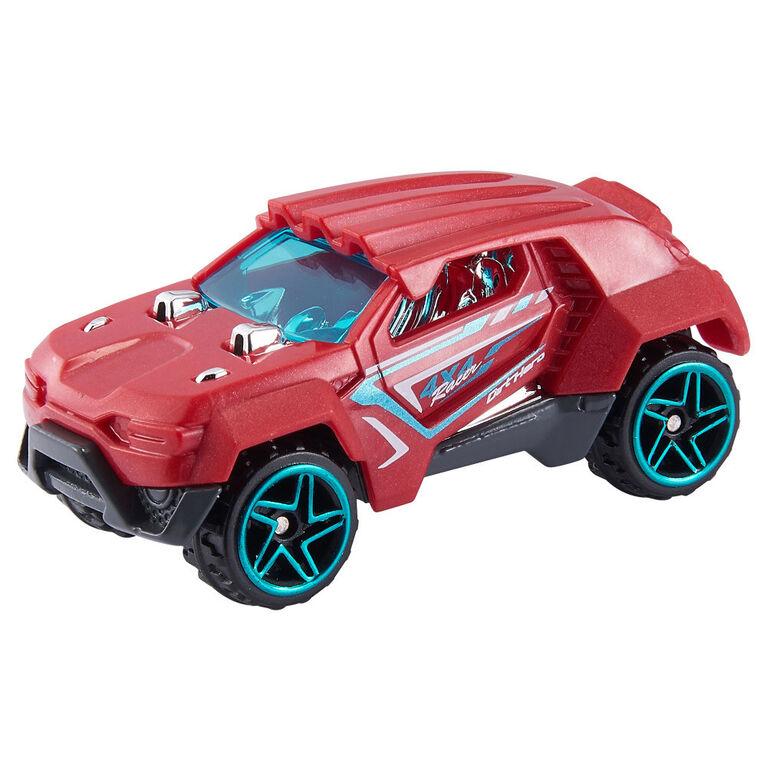 Metal Racing Car Machines 5 Pack