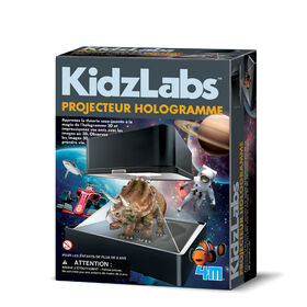 4M Kidzlabs Hologram Science