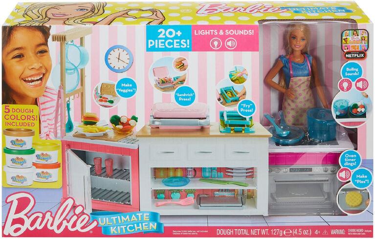 Barbie Cuisine A Modeler Toys R Us Canada