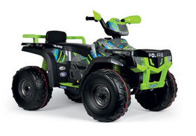 Peg-Perego Polaris XP-850 Lime Edition.