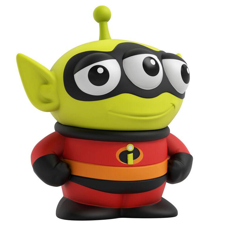 Disney/Pixar - Extraterrestre remixé - M. Incroyable