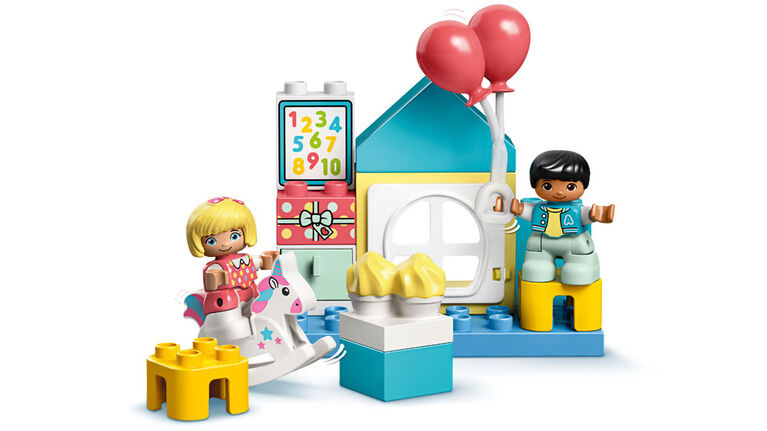 LEGO DUPLO Town Playroom 10925