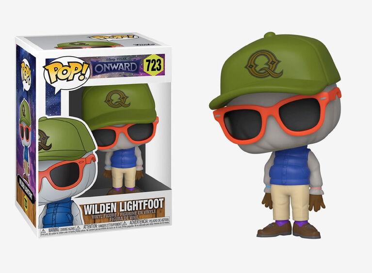 Figurine en Vinyle Wilden Lightfoot par Funko POP! Onward