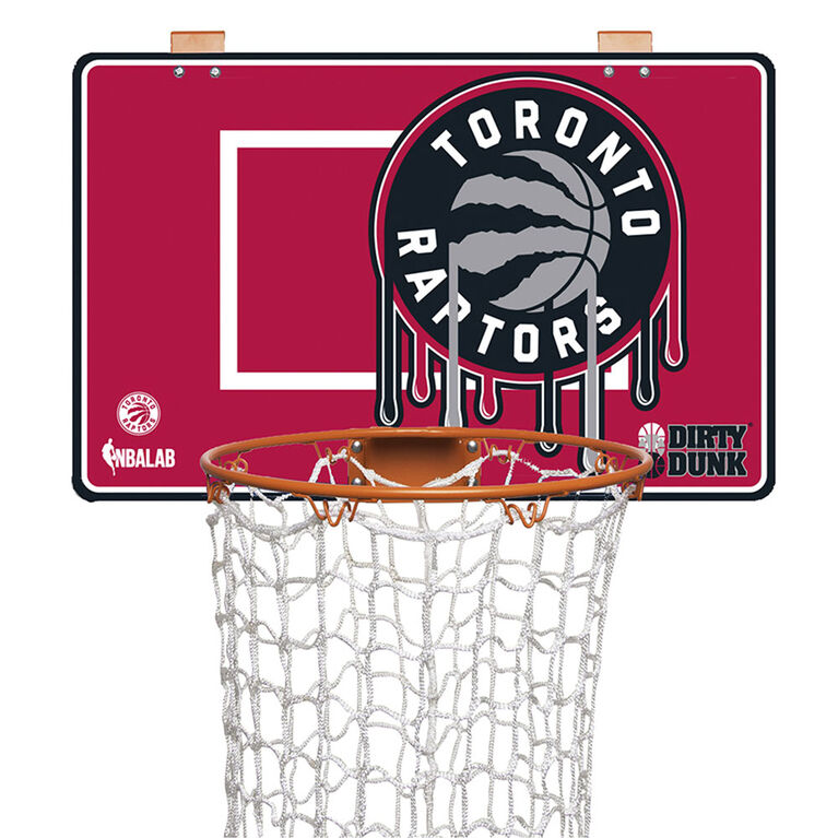 Dirty Dunk - Toronto Raptors