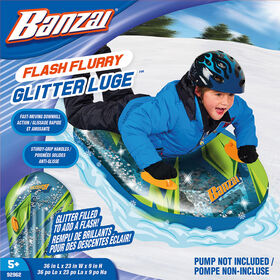 Flash Flury Glitter Luge