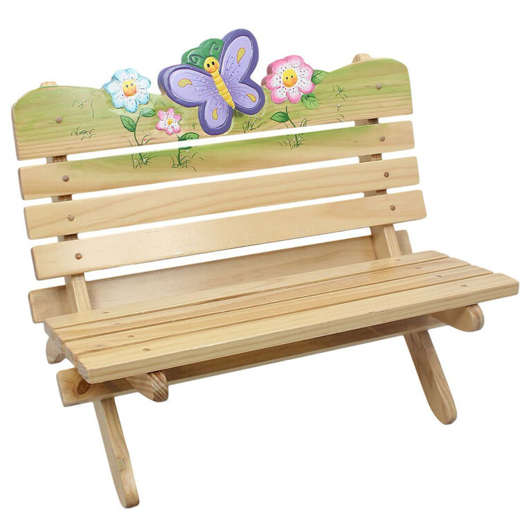Fantasy Fields - Magic Garden Outdoor Bench