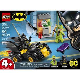 LEGO Super Heroes Batman et le vol de l'Homme-Mystère 76137