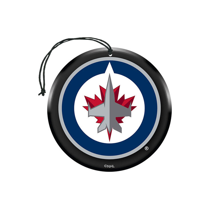 Winnipeg Jets Paper Air Freshener 3 Pack
