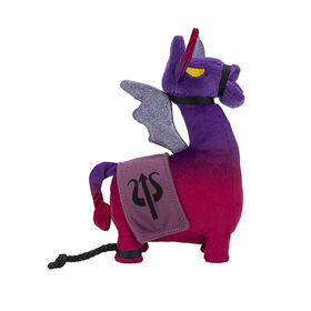 "Fortnite Dark Llamacorn 7"" Plush"