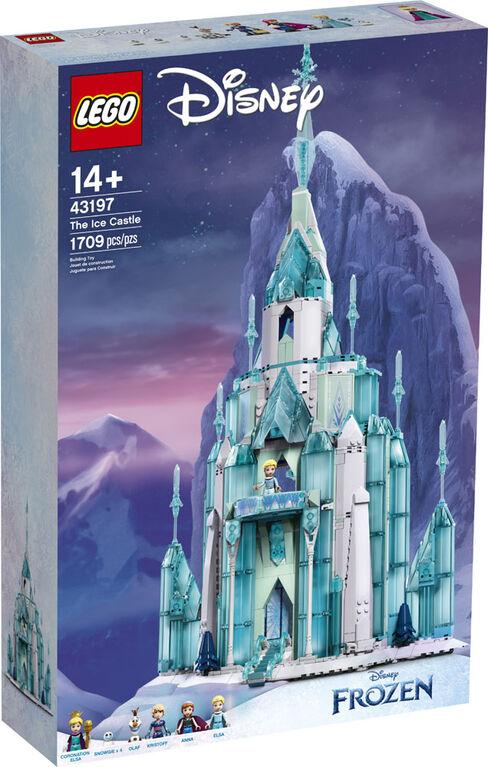 LEGO Disney Princess Le château de glace 43197