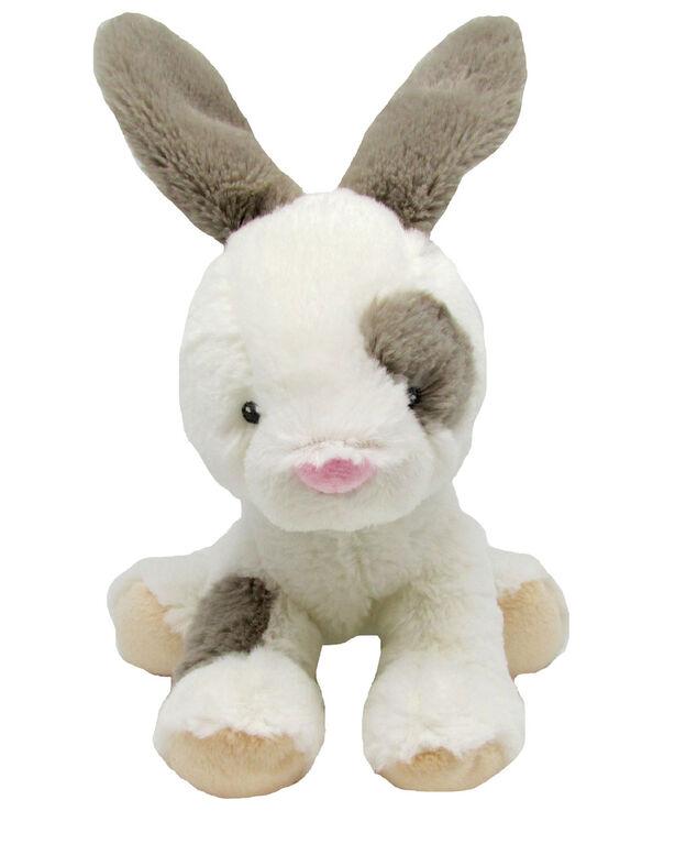 Carter's White Bunny Plush