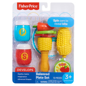 Fisher-Price Carded Food Set