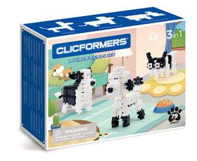 Clicformers - Coffret Loving Friends de 79 pièces