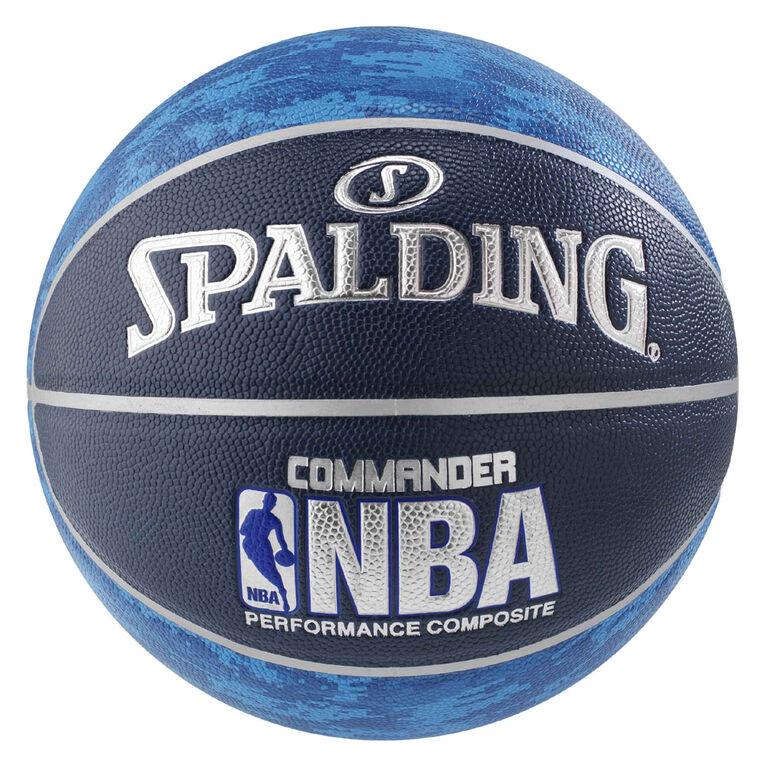 NBA Commander Basketball Camo Blue - Notre exclusivité
