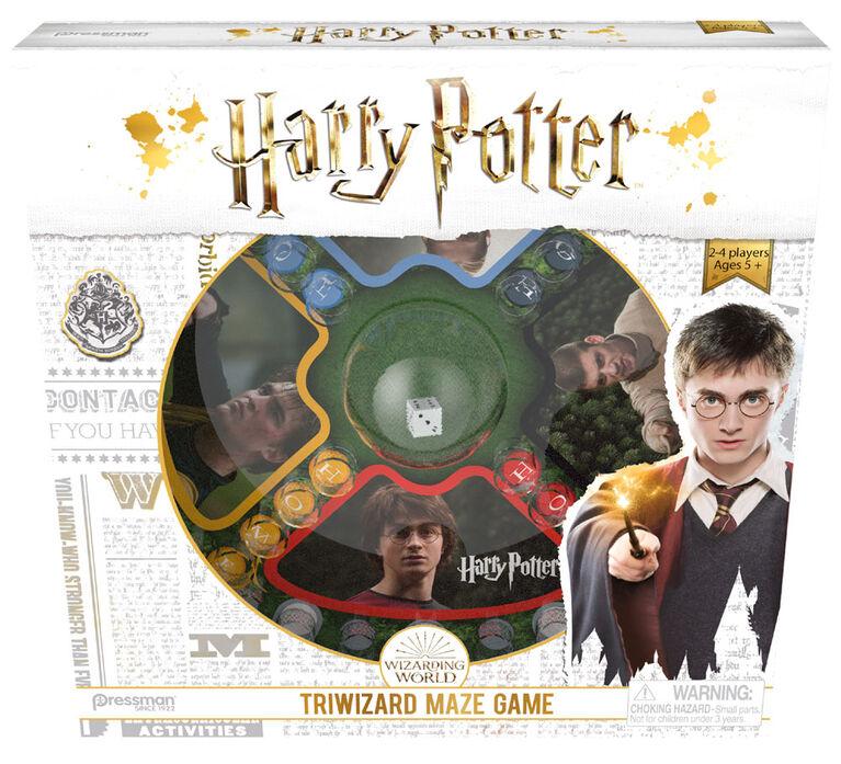 Pressman: Harry Potter Tri-Wizard Maze Game - English Edition