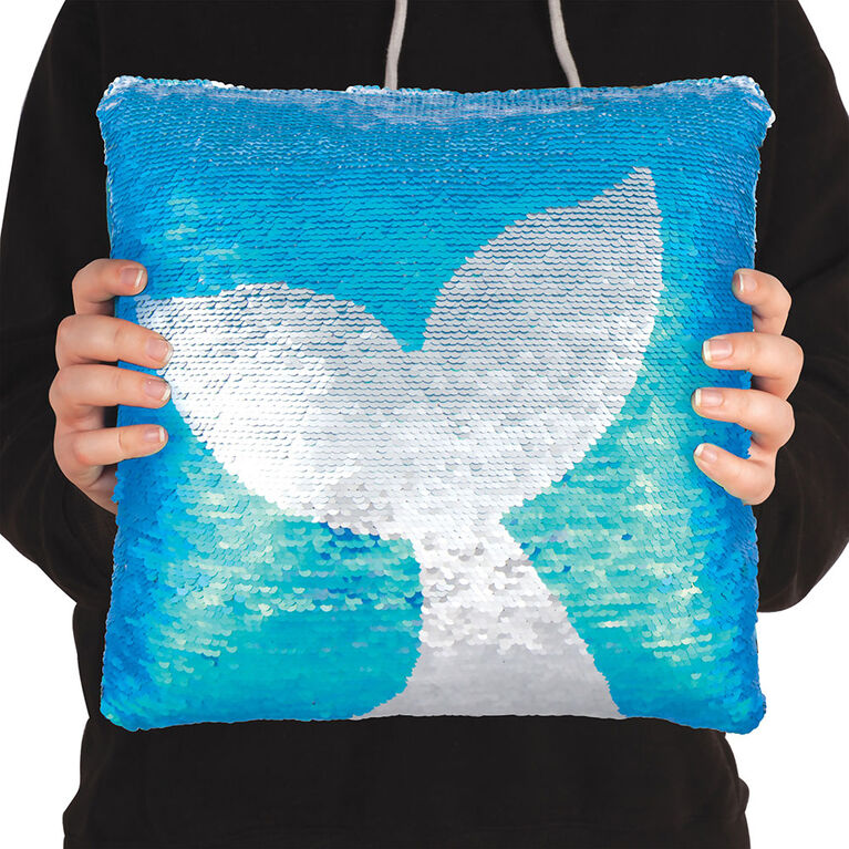 Fashion Angels - Maic Sequin Pillow - Mermaid Tail