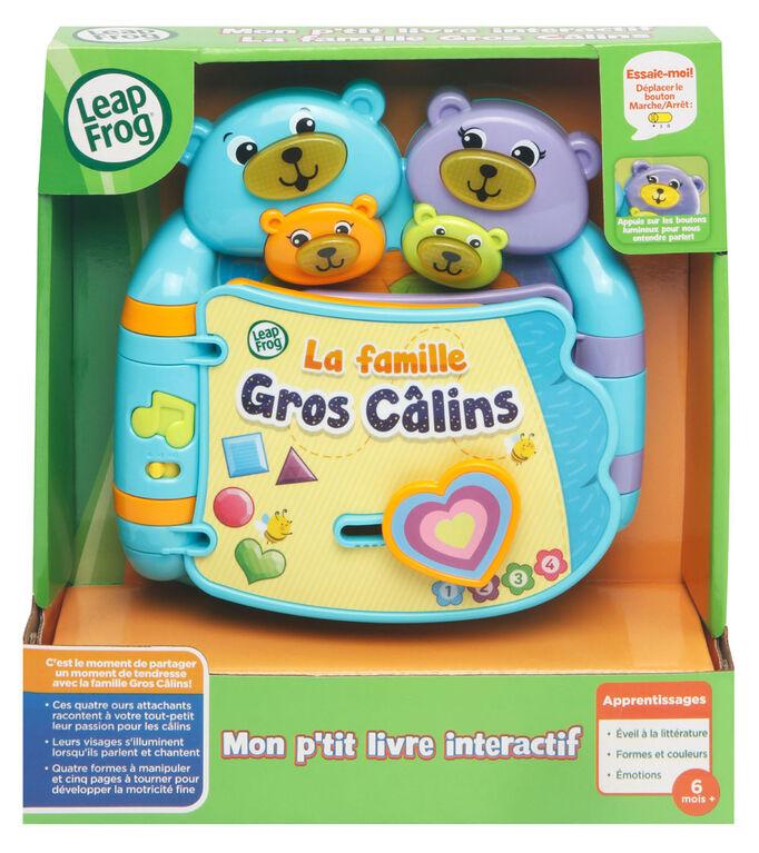 Mon P Tit Livre Interactif La Famille Gros Calins Edition Francaise
