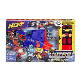 NERF Nitro - Jeu FlashFury Chaos.