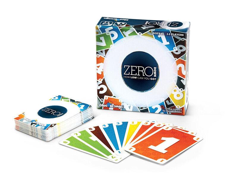 Zero Down Game
