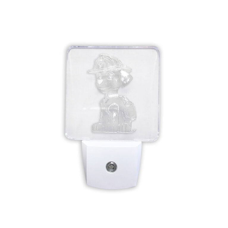 PAW Patrol Plug-in Nightlight - Marshall