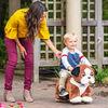 Huffy Auggie - 6V Dog Ride-On Plush Toy