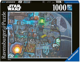 Ravensburger - Star Wars - Where's Wookie casse-têtes 1000pc