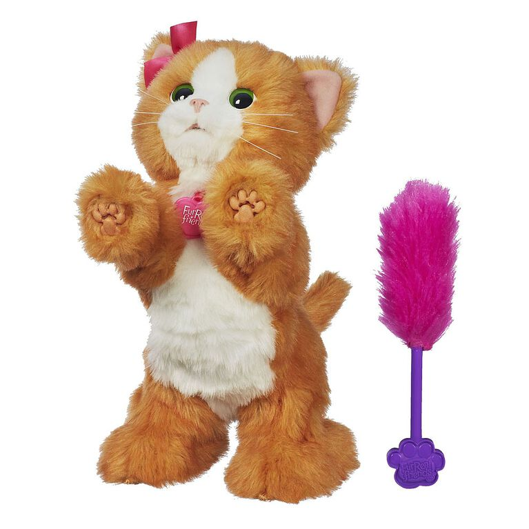 FurReal Friends - Daisy - Plays-With-Me Kitty