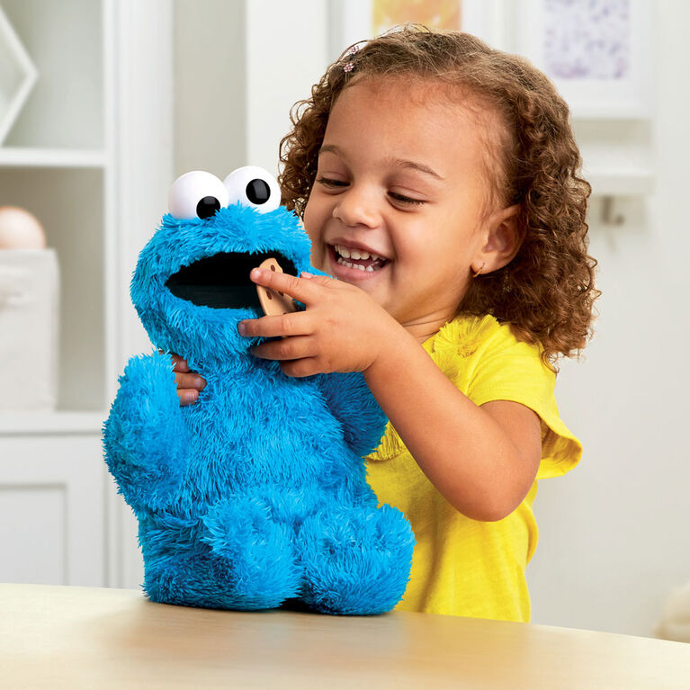 Playskool Friends Sesame Street Feed Me Cookie Monster - English Edition