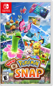 PRÉ-COMMANDE POUR EXPÉDITION LE 30 AVRIL 2021 - Pokémon Snap™ - Nintendo Switch