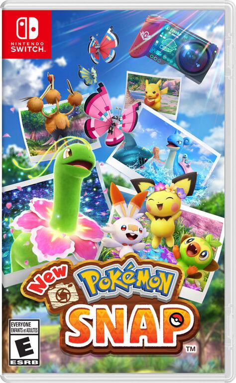 New Pokémon Snap™ - Nintendo Switch