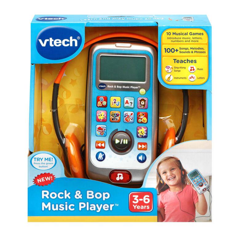 Rock & Bop Music Player - English Edition