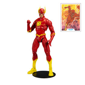 DC Multiverse: Modern Comic Flash Figure