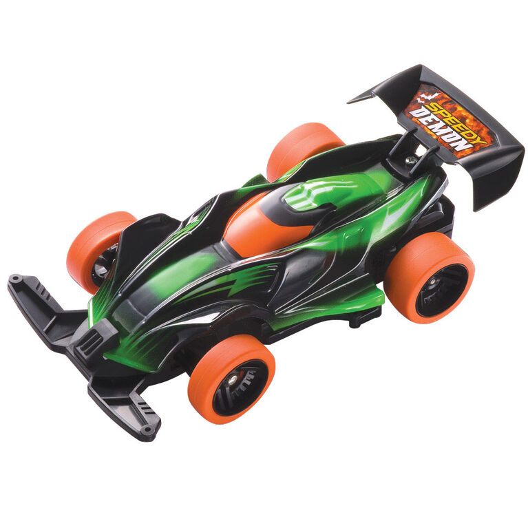 Rc 1:24 Speedy Demon - Vert - R Exclusif