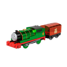 Fisher-Price Thomas & Friends TrackMaster Metallic Motorized Engines Assortment -Styles Vary - English Edition