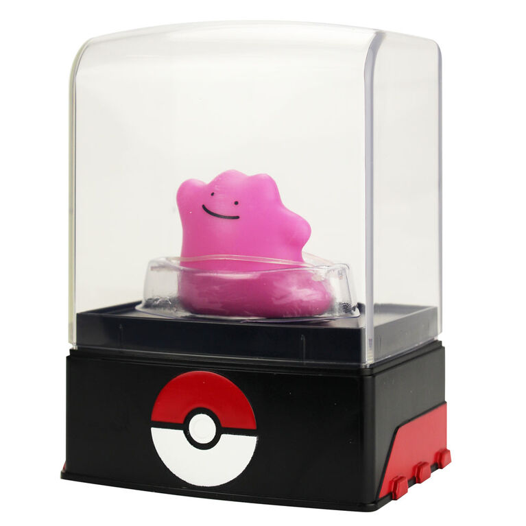 """Pokémon Select 2"""" Figure with Case - Ditto"""