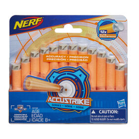 Nerf N-Strike Elite AccuStrike Series 12-Pack Refill