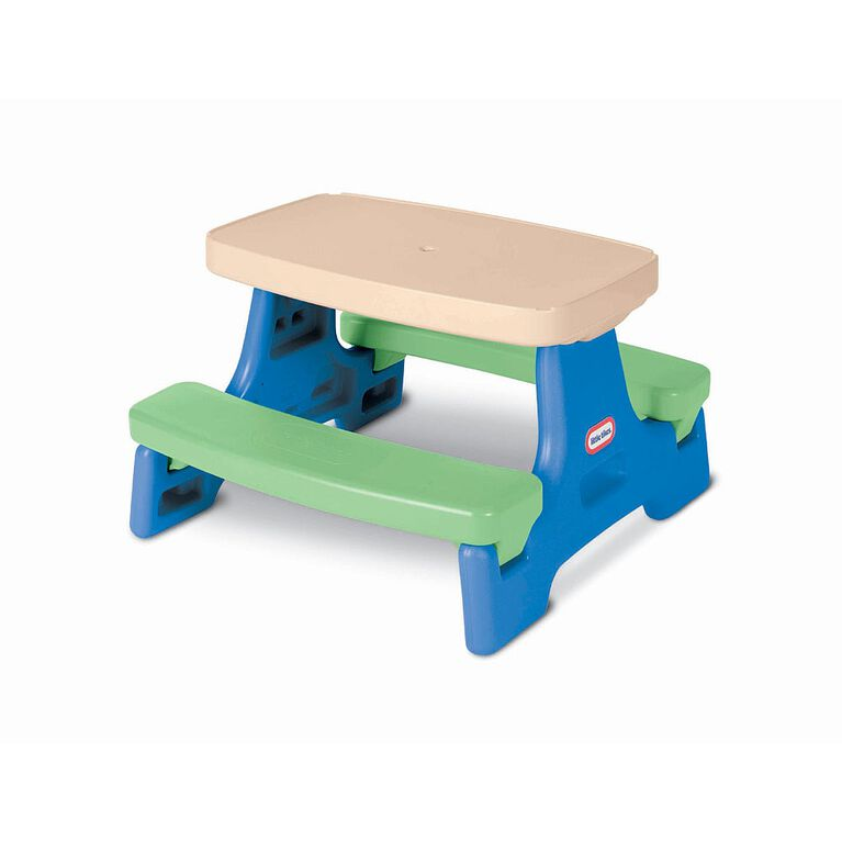 Little Tikes - Easy Store Jr Play Table