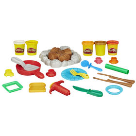 Play-Doh Campfire Picnic