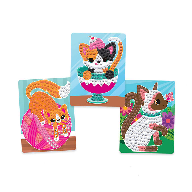 Sticky Mosaics Travel Kittens - R Exclusive