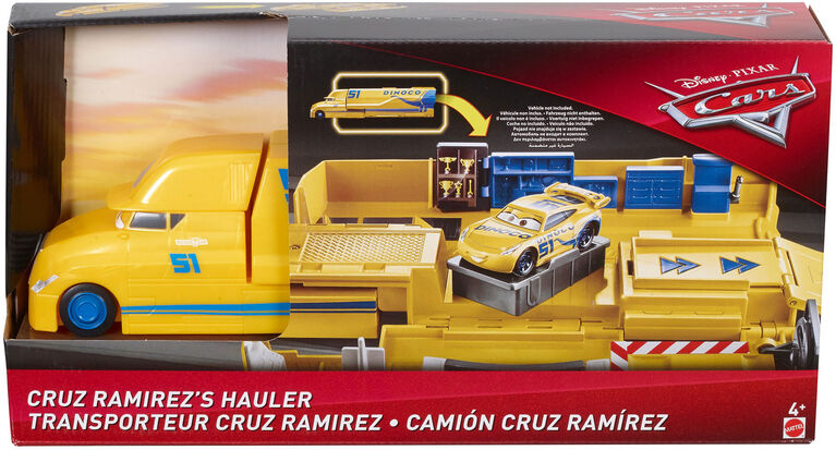 Disney/Pixar Cars 3 Cruz Ramirez's Hauler