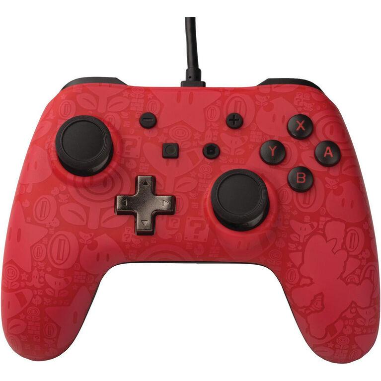 Nintendo Switch Wired Controller Super Mario