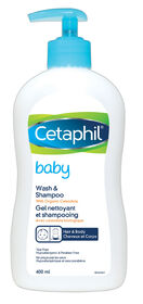 Cetaphil Baby Wash & Shampoo 400 ml