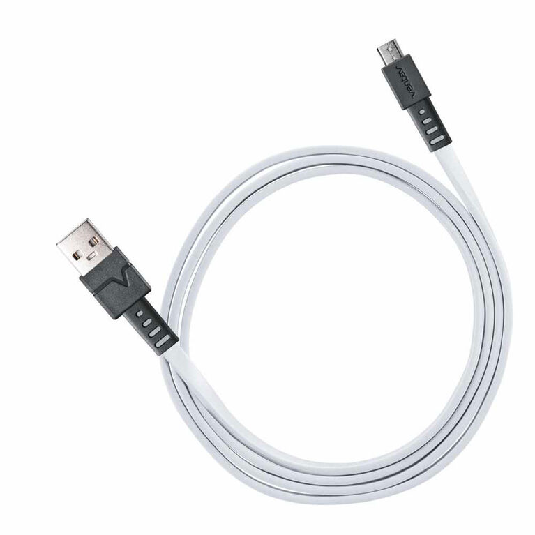 Ventev 544340 Charge/Sync Cable Micro USB 3.3ft White