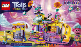 LEGO Trolls Vibe City Concert 41258 - R Exclusive