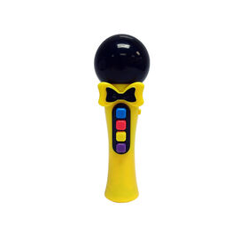 Wiggles Play by Colour Yellow Emma Microphone