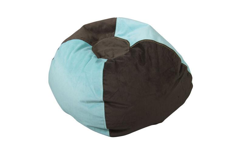 Comfy Kids Bean Bag - Dazzle/Espresso