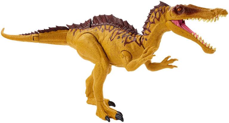 Jurassic World Mega Dual Attack Suchomimus Figure
