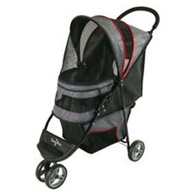 Gen7Pets Regal PLUS Pet Stroller - Grey Shadow